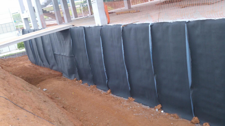 Muro Arrimo - Poliprem