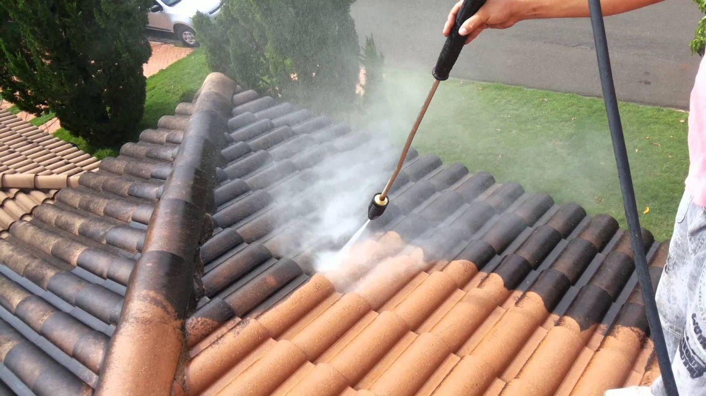 Limpeza e Impermeabilização de Telhado