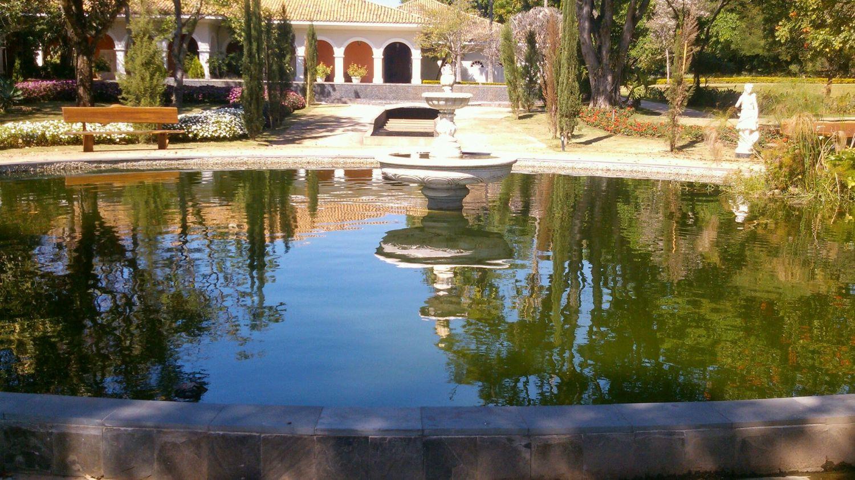 Impermeabilização Lago