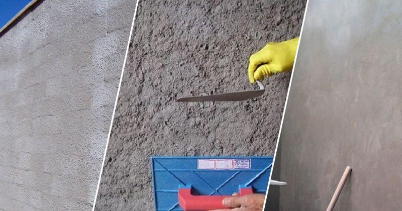 Aguarde 5 dias em ambientes abertos ou 7 dias para ambientes fechados para aplicação do chapisco e reboco ou instalação de cerâmica. Para pintura PVA, devem-se aguardar 14 dias, e para pintura acrílica devem-se aguardar 28 dias.