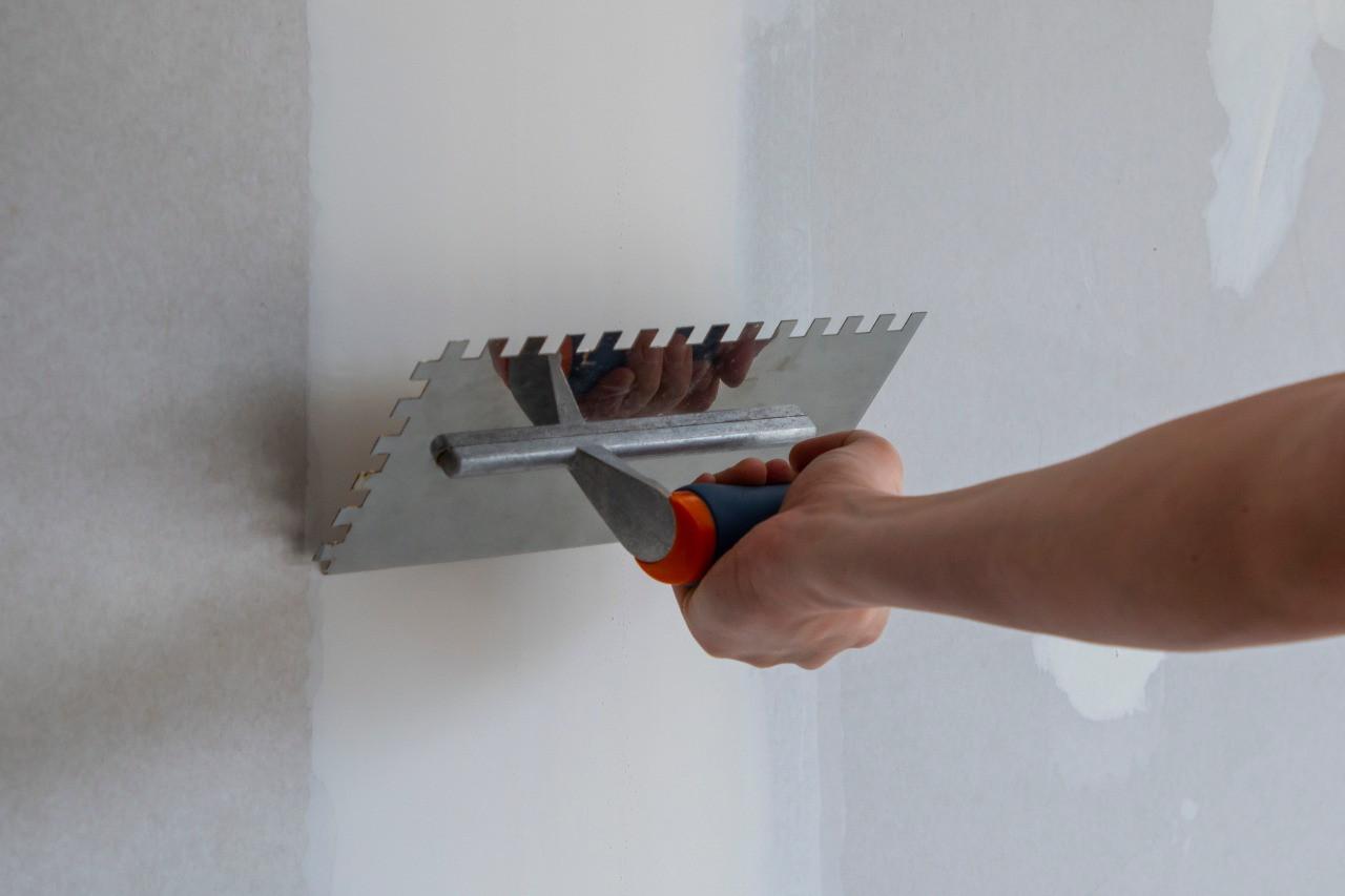 Impermeabilização de parede em Drywall