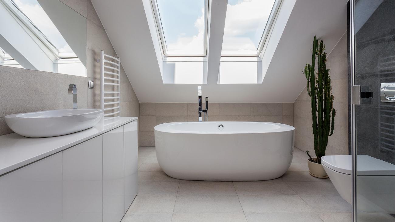 Saiba qual impermeabilizante é ideal para banheiros e áreas frias