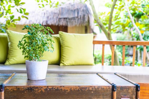 Impermeabilização de jardins e varandas