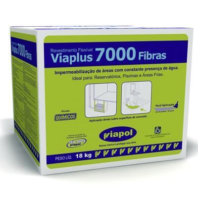 Viaplus 7000 Fibras - Flexivel