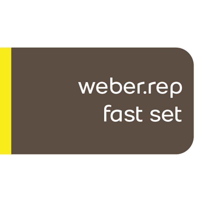 Weber.rep fast set