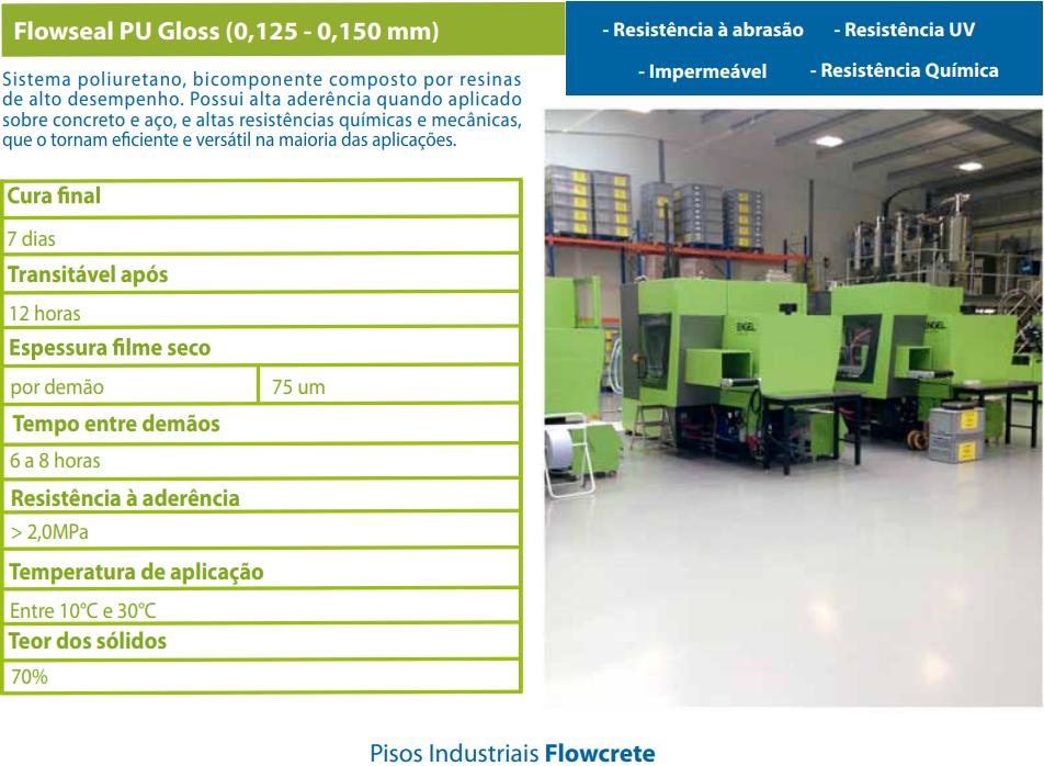 Flowseal PU Gloss